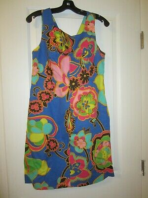 Clothing, Shoes & Accessories Sincere Lilly Pulitzer Monkey Scallop Skirt Blue Size 0 Skirts
