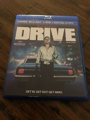 Drive (Blu-ray/DVD, 2-Disc Set)