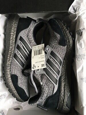 New Adidas Ultra Boost 4.0 Game of Thrones House Stark Sizes 8 EE3706
