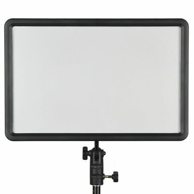 Godox LEDP-260C 3300K~5600K Bi-Color LED Video Light Panel w/ AC Adapter Remote