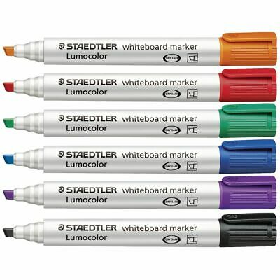 Whiteboard Markers Staedtler 6 Pack