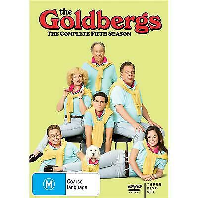 Goldbergs : Season 5, The (DVD, 2019) (Region 4) New Release