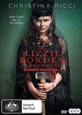 Lizzie Borden Chronicles -Ultimate Collection (DVD, 2019) (Region 4) New Release