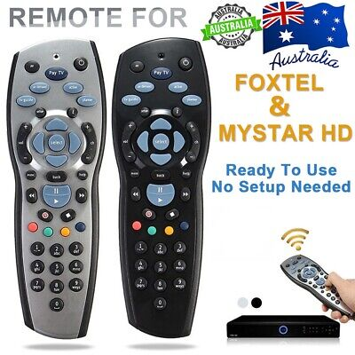 New Aussie Replacement Remote Control For Foxtel Mystar HD PayTV IQ IQ2 IQ3 IQ4