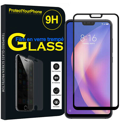 Vitre De Protection Écran Film Verre Trempe Xiaomi Mi 8 Lite/ Mi8 Youth