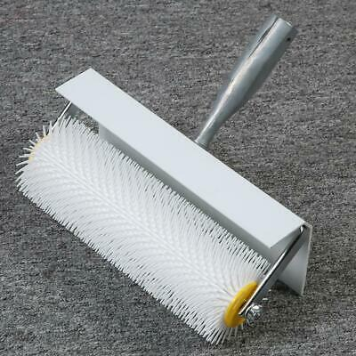 Spiked Aeration Roller 250mm Flooring Latex Self Levelling Remove Air Bubbles