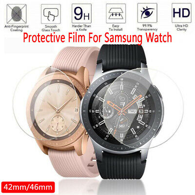 Tempered Glass Screen Protective Film for Samsung Galaxy Watch 42mm/46mm