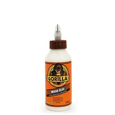 GORILLA WOOD GLUE 236ML | The Hard-Working Water Resistant Industry Trusted Glue