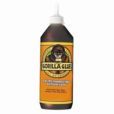 GORILLA GLUE ORIGINAL 1L | Incredibly Strong Adhesive | Industry Trusted Tough
