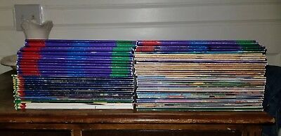 Lot of 73 - Animated Stories from the Book of Mormon, Bible, New Testament NEST