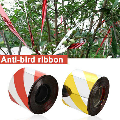 DFED PET Anti Bird Belt Ponds Pigeons Realistic Bird Scare Tape