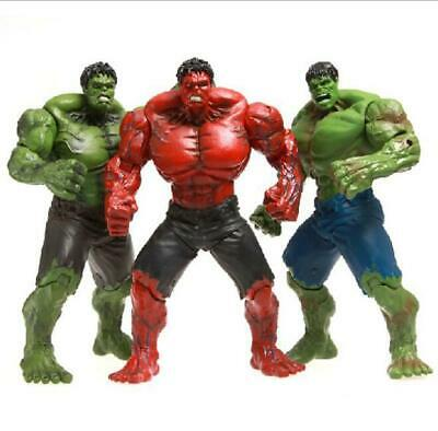 the Avengers Incredible Hulk Action Figuren Puppe Marvel Superhelden Spielzeug