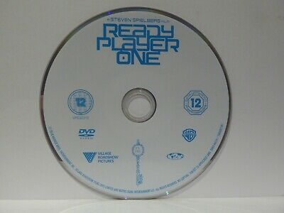 Ready Player One - Disc Only