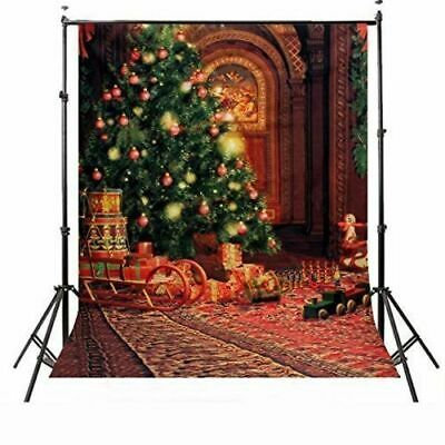 Christmas theme 5X7FT Photography Background Computer-Printed Vinyl Backdro I9R9