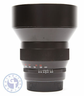 ZEISS Distagon T* 15mm f/2.8 ZE Lens for Canon EF - UK MODEL