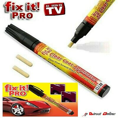 Magic Car Scratch Remover Pen Touch Up Repair Removal Body Shop Paint Fix It Pro