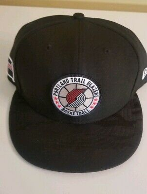 official photos 16c9c 58f70 Portland Trail Blazers New Era 2018 Tip-Off Series 9FIFTY Adjustable Hat
