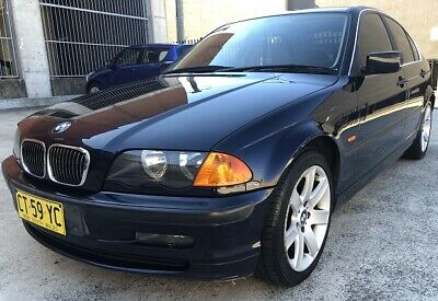 2001 BMW 325i SEDAN,12 MONTH REGO,LEATHER INTERIOR.LOG BOOK.