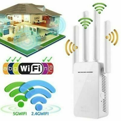 RIPETITORE 300Mbps WIRELESS WIFI REPEATER AMPLIFICATORE RANGE EXTENDER LAN RETE