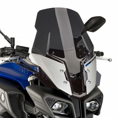 Bruce /& Shark 7//8 Inch Handle Bar End Cap Plugs Slider For Yamaha MT-07 MT-09 XJ6 MT-10 FZ10 Black