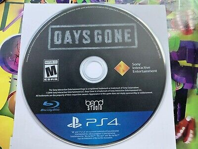 Days Gone - Playstation 4 (PS4) DISC ONLY