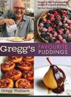 Gregg's Favourite Puddings - New Book