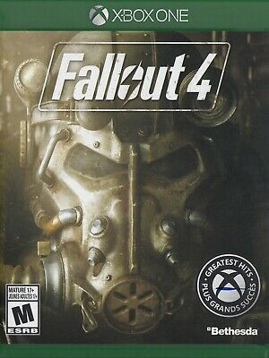 Fallout 4 (Xbox One Game)(Used)