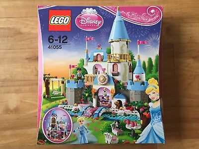 Disney Princess LEGO 41055 Cinderella's Romantic Castle NISB Brand New Sealed
