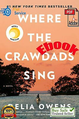 Where The Crawdads Sing by ⚡ Delia Owens ⚡ 🔥 [PDF] 🔥