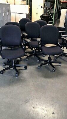 * * LEAP CHAIRS by STEELCASE * * local delivery