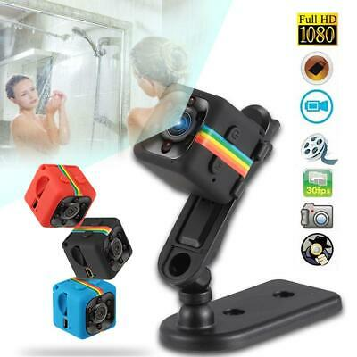 SQ11 Full HD 1080P Mini Car DV DVR Camera Spy Dash Cam IR Night Vision DC 5V