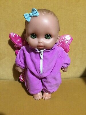 BERENGUER Lil' Cutie Vinyl Doll Toy 21cm Tall Very Good Condition