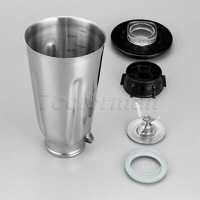 Stainless Steel Jar Seal Gasket Blade Base Lid Replace Parts For Oster Blenders
