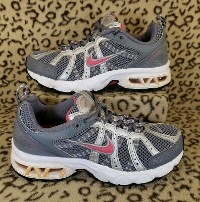 NIKE AIR MAX Assail Black Silver Running Shoes Sneakers