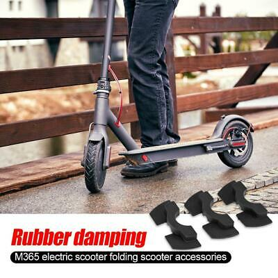 Electric Scooter Modified Accessories Pole Front Fork Vibration Shake Avoid Damping Rubber Pad Folding Cushion For Xiaomi M365 Home