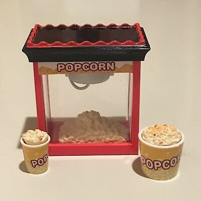 1:6 Scale Dollhouse Orcara Caca Food Set #5 Canteen Store Miniature POP Corn