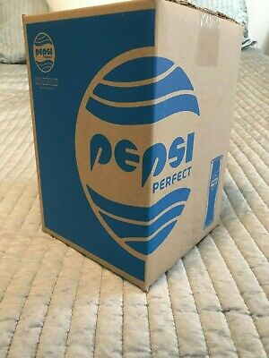 Pepsi Perfect Back To The Future 2 II Authentic Official Bottle RARE NYCC 2015