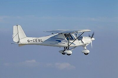 30 Minute Trial Flying Lesson Gift Voucher - Experience Flight