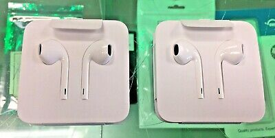 Genuine Authentic OEM Apple Lighting EarPods for Iphone 7/8/X/XS/XR 2 PACK!