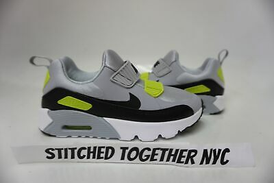 official photos 5c40f bd63c (881927-004) Ps Kid s Nike Air Max Tiny 90 Wolf Grey Black