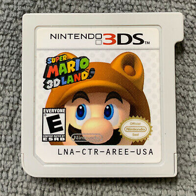Super Mario 3D Land for Nintendo 3DS, 2DS Original USA [Game Cartridge Only]