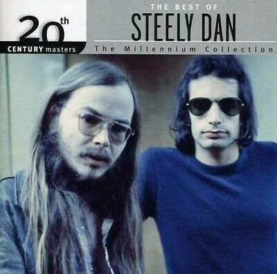 Steely Dan - Millennium Collection-20th Century Masters (CD Used Very Good)