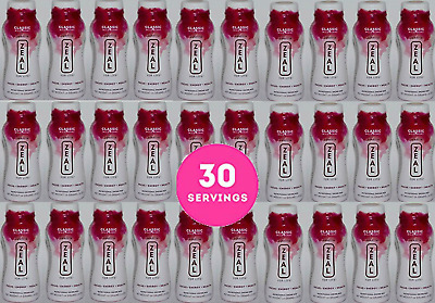Zeal For Life Classic Wild Berry  30 Single Bottles equal 1 canister for 1 Month
