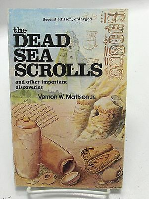 THE DEAD SEA SCROLLS and Other Important Discoveries Mormon LDS