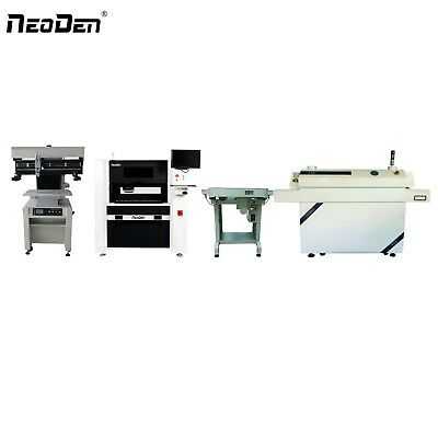NeoDen Fast SMT Line-Solder Printer/Pick and Place Machine/Conveyor/Reflow Oven