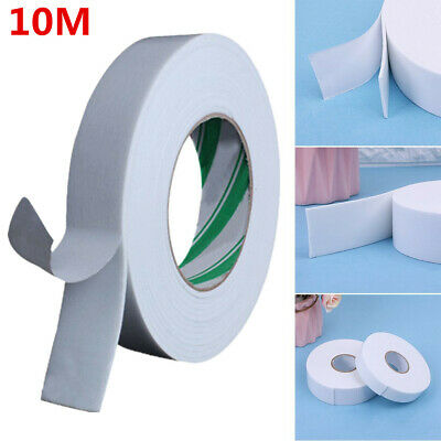 10M Double Sided Adhesive Tape Foam Double Sided Tape for Gifts Photos Document