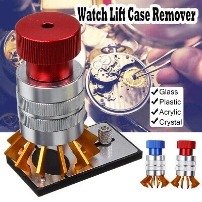 Watch Plastic Acrylic Glass Crystal Lift Case Remover Remove Replace Repair Tool
