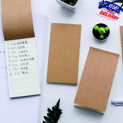 2x Note pad Things To Do List Memo Pad Notebook Planner Office School Stationery