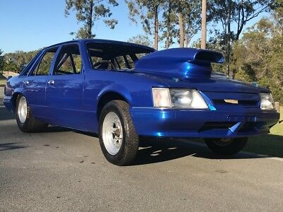 Vk commodore drag car/burnout car
