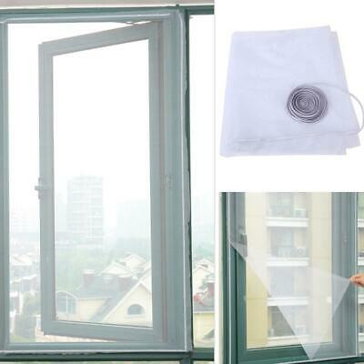 Magnetic Window Mesh Net Door Curtain Prevent Mosquito Fly Bug Insect Hot